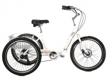 EVO Folding Trike 24in with or w/o Electric Motor