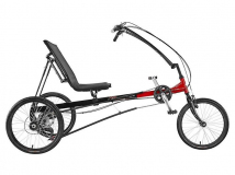 Recumbent Trike Eco-Delta SX 20in by SUNSEEKER with or w/o Electric Motor