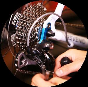 bike repair service
