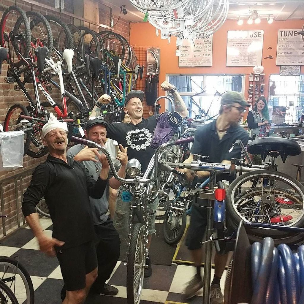 Get the whole picture - and other photos from Hub City Cycles